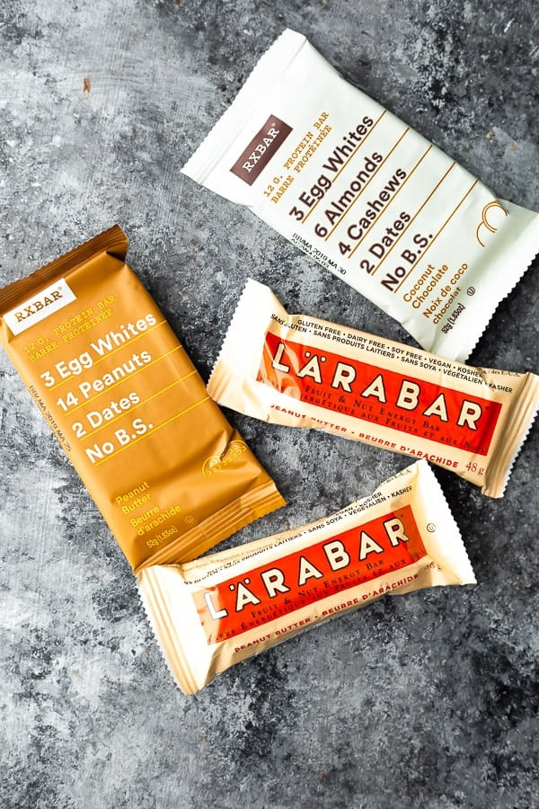 healthy snack bars