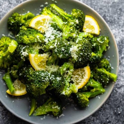 Perfect Tender Instant Pot Broccoli Sweetpeasandsaffron Com
