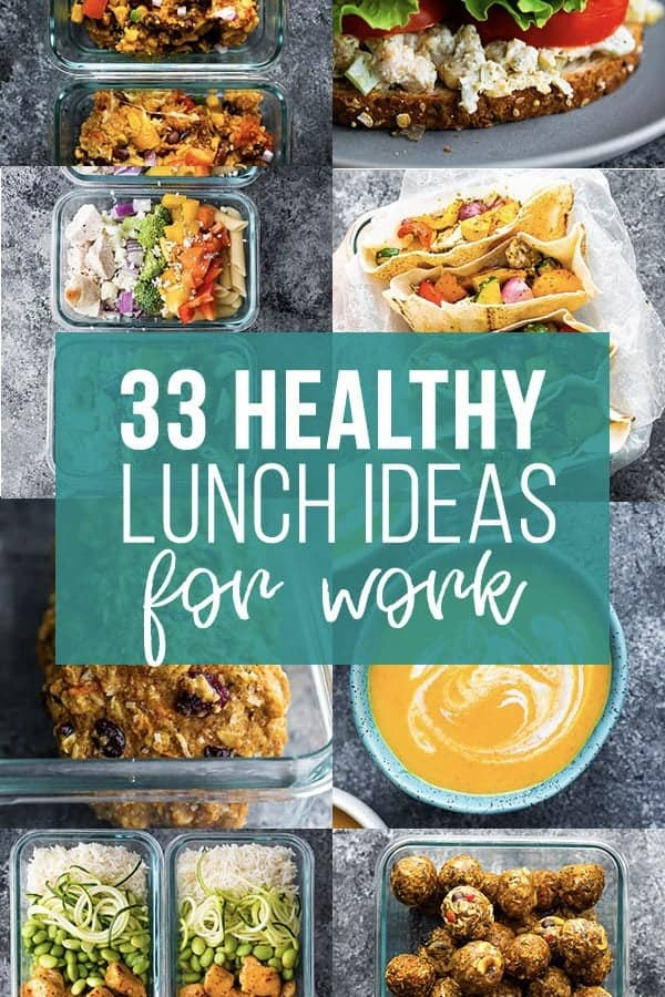 33 Healthy Lunch Ideas For Work Sweet Peas Saffron