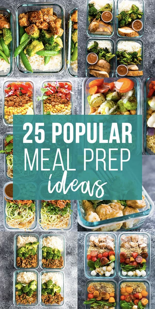 25 Most Popular Lunch Meal Prep Ideas Sweet Peas And Saffron